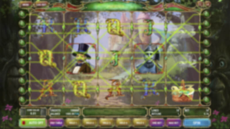 игровой автомат волшебник